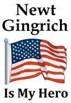 Newt Gingrich is my hero