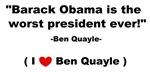 I love Ben Quayle!