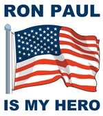 Ron Paul is my hero