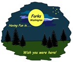 Twilight Forks Wish You Were Here