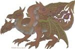 Breng the 3 headed dragon