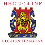 HHC 2-14 INF - Golden Dragons