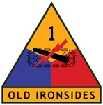 1st Armored Division - Old Ironsides