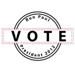 Vote Ron Paul President 2012