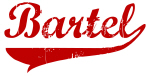 Bartel (red vintage)