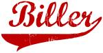 Biller (red vintage)