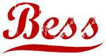 Bess (red vintage)