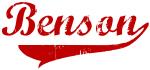 Benson (red vintage)