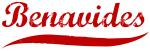 Benavides (red vintage)