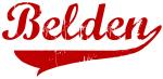 Belden (red vintage)