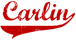 Carlin (red vintage)