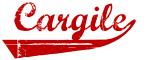 Cargile (red vintage)