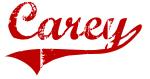 Carey (red vintage)