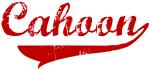 Cahoon (red vintage)