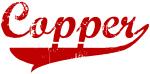 Copper (red vintage)