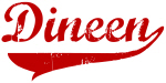 Dineen (red vintage)
