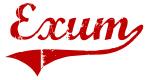 Exum (red vintage)