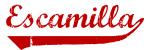Escamilla (red vintage)