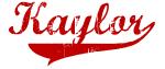 Kaylor (red vintage)