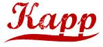Kapp (red vintage)