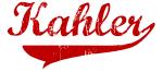 Kahler (red vintage)