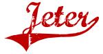 Jeter (red vintage)