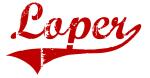 Loper (red vintage)