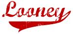 Looney (red vintage)