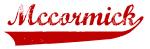 Mccormick (red vintage)