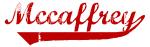 Mccaffrey (red vintage)