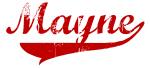 Mayne (red vintage)