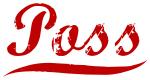 Poss (red vintage)