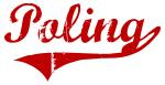 Poling (red vintage)