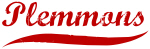 Plemmons (red vintage)
