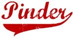 Pinder (red vintage)