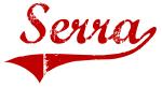 Serra (red vintage)