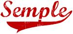 Semple (red vintage)