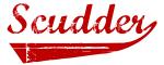 Scudder (red vintage)