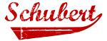 Schubert (red vintage)