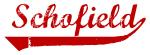 Schofield (red vintage)