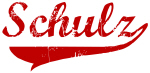 Schulz (red vintage)