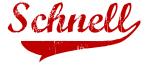 Schnell (red vintage)