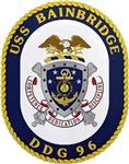 USS Bainbridge DDG 96 Navy Ship