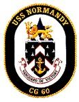 USS Normandy CG-60 Navy Ship