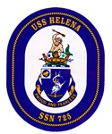 USS Helene SSN-725 Navy Ship