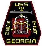 USS Georgia SSBN 729 US Navy Ship