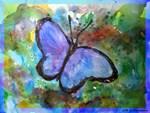 Butterfly! Nature Art!