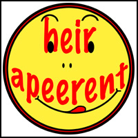 HEIR APEERENT T-SHIRTS & GIFTS