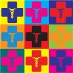 Gynecology Pop Art