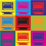 Desktop Publishing Pop Art